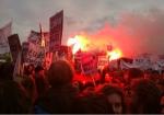 Protest Den Haag 21 januari