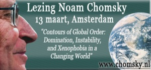 Chomsky in Nederland