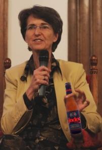 Yvonne van Rooy, College voorzitter Universiteit Utrecht
