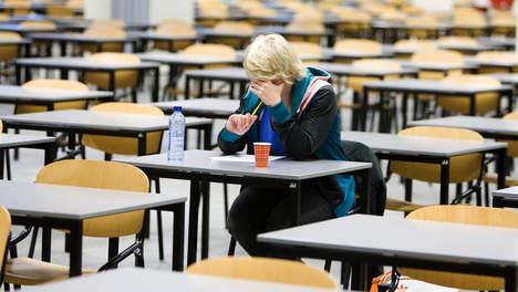 Meer competie onder studenten leidt vaak tot onnodige extra stress