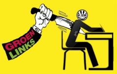 Actie bij Groenlinks congres voor behoud studiefinanciering en tegen a-sociaal leenstelsel